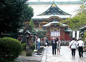 Ueno Toshogu Shrine (2)