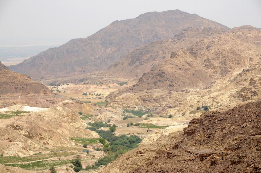 Landscape at Fayfa