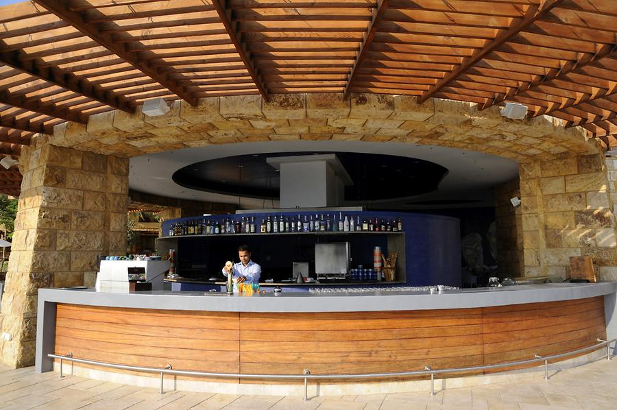 Bar Kempinski Dead Sea