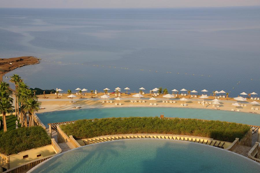 Pools Kempinski Dead Sea