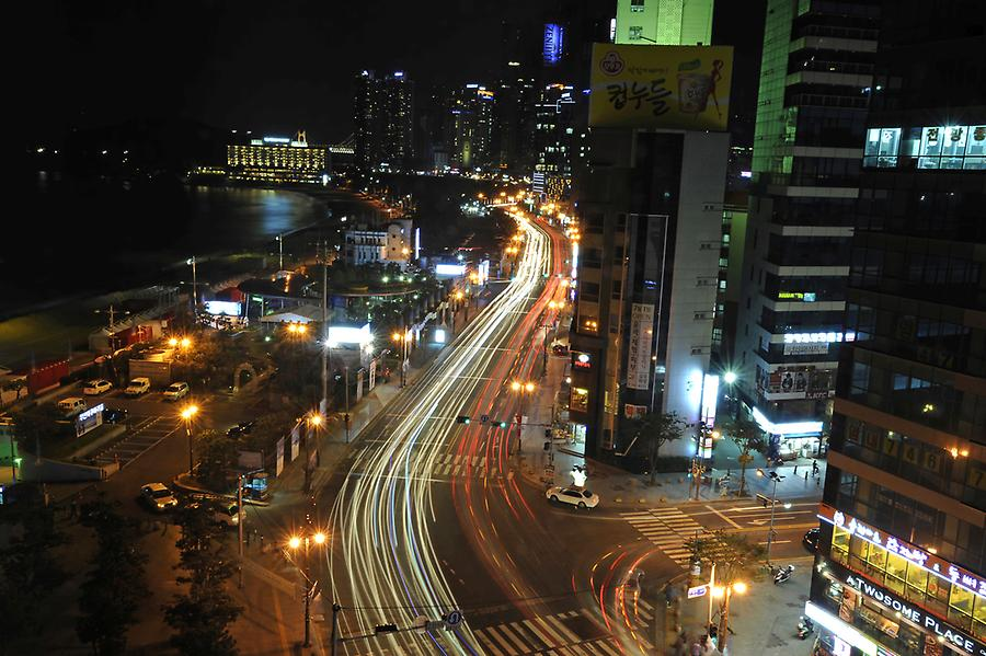 Haeundae district