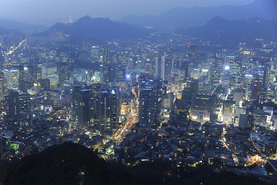 Seoul at night (2)