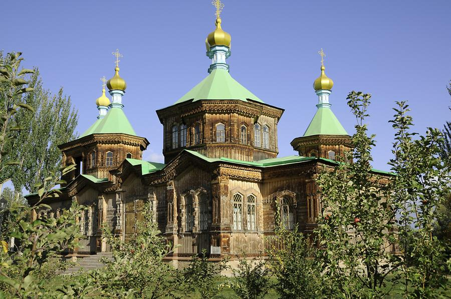 Karakol - Orthodox Church