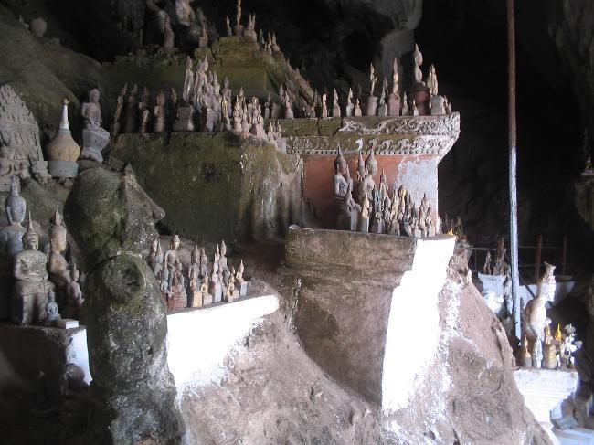 Tham Ting cave