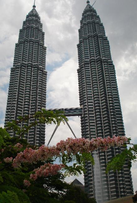Petronas Twin Towers (2)