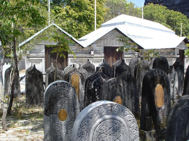 The Royal Graveyard