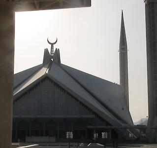 Faisal Mosque, Photo: Rizwan Mehmood, 2015