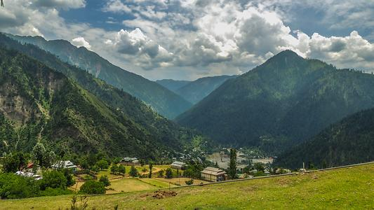 Low part of Kashmir