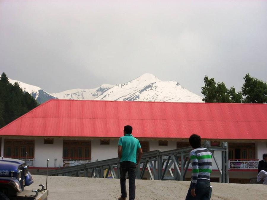 Rest house in Naran