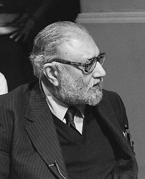 Dr.Abdul Salam 1987, Photo: Molendijk Bart, from Wikicommons