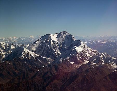 Nanga Parbat, Photo: Guilhem Vellut, from Wikicommons
