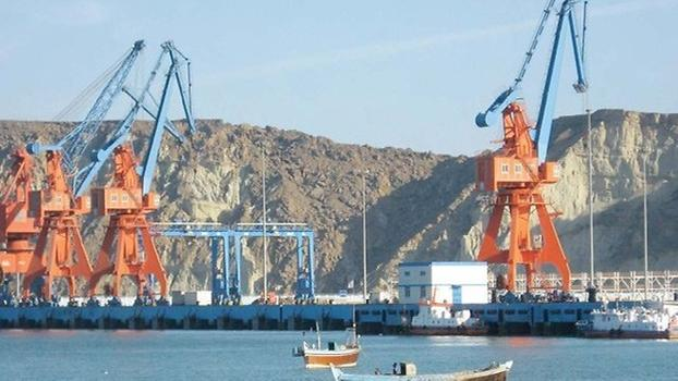 Gwadar Port, Photo: Umar Gondal, from Wikicommons