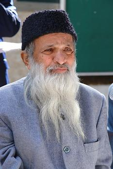 Abdul Sattar Edhi, Photo: Hussain, from Wikicommons