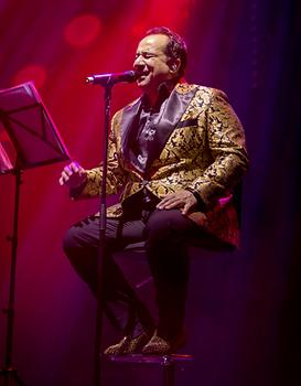 Rahat Fateh Ali Khan, Photo: PME World, from Wikicommons
