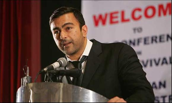 Shaan Shahid, Photo: Wikicommons