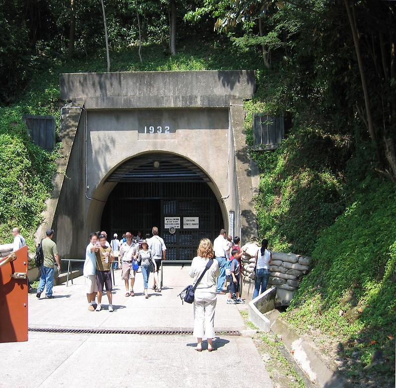 Entrance, Malinta Tunnel complex