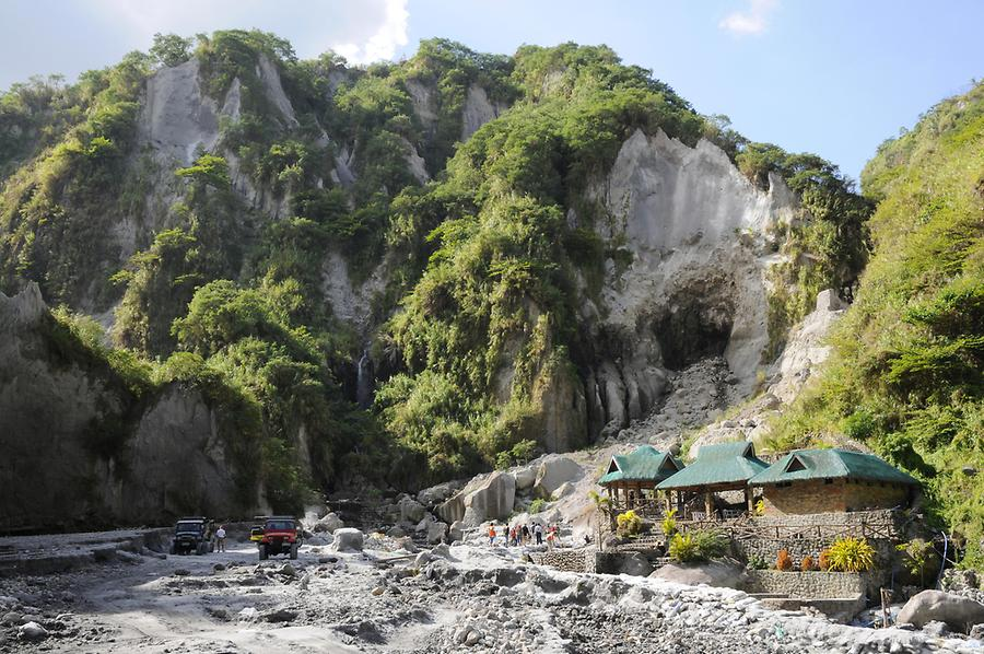 Hot Springs of Pinatubo