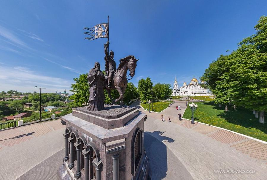 Monument to Grand Prince Vladimir and Saint Theodore