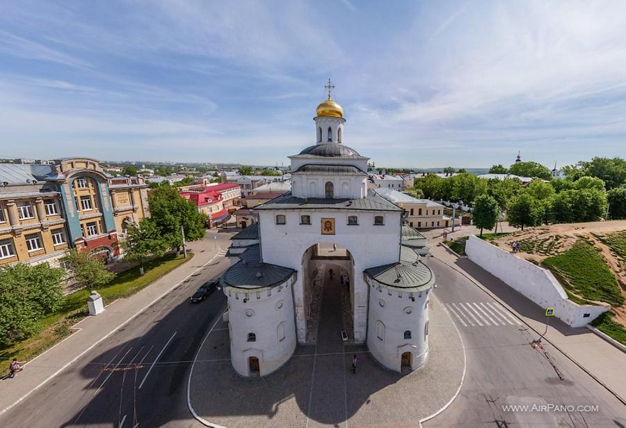 Golden Gate of Vladimir