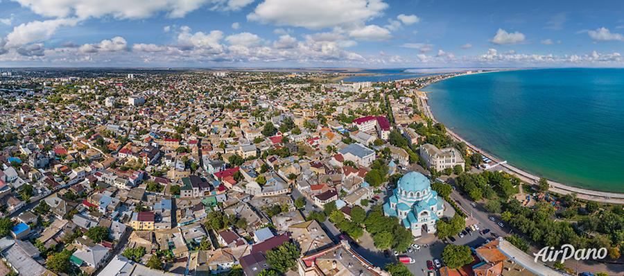Yevpatoria, © AirPano