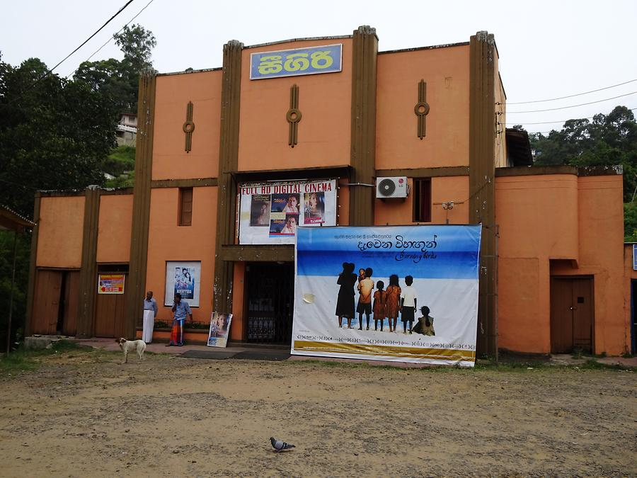 Bandarawela - Cinema