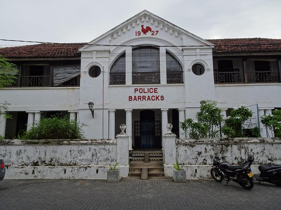 Galle - Police Station