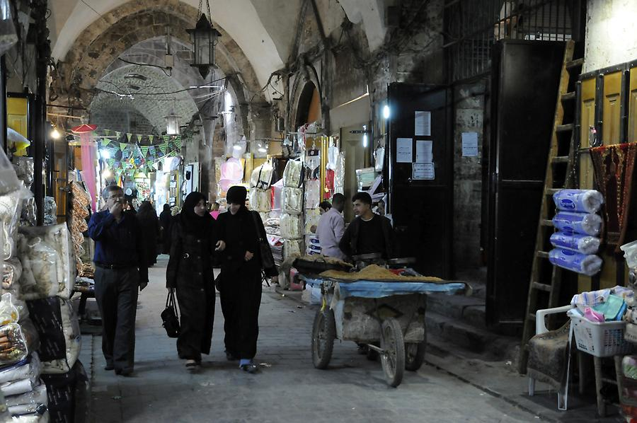 Souq of Aleppo
