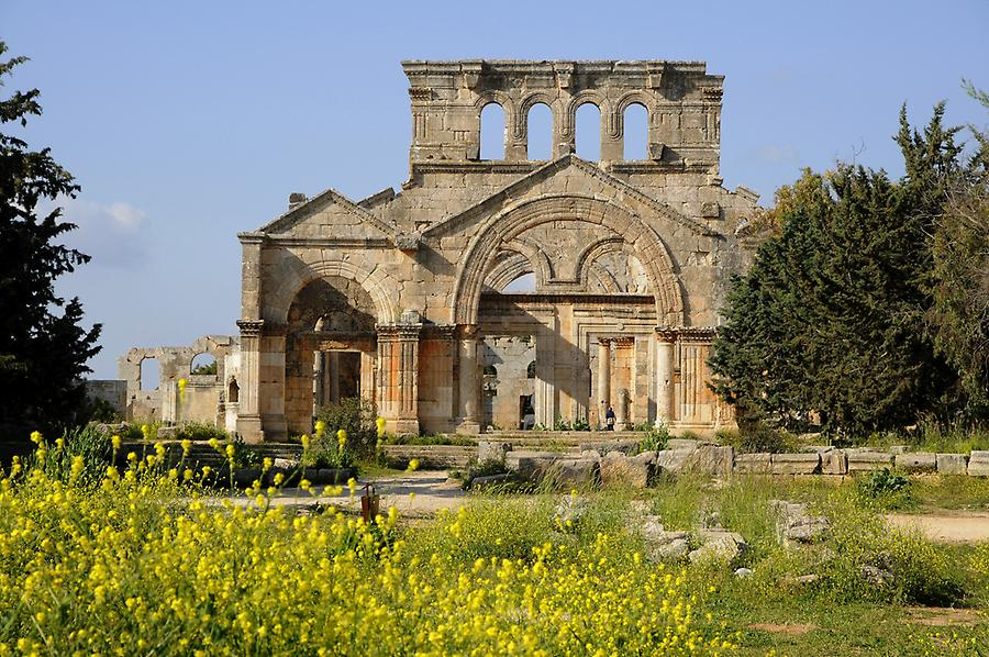 Church of Saint Simeon Stylites