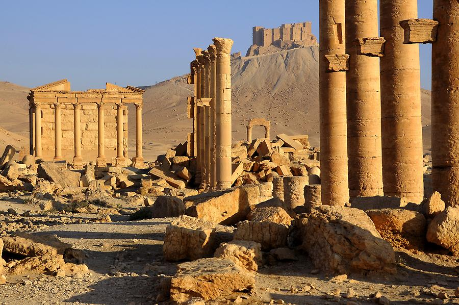 Funerary Temple at Palmyra