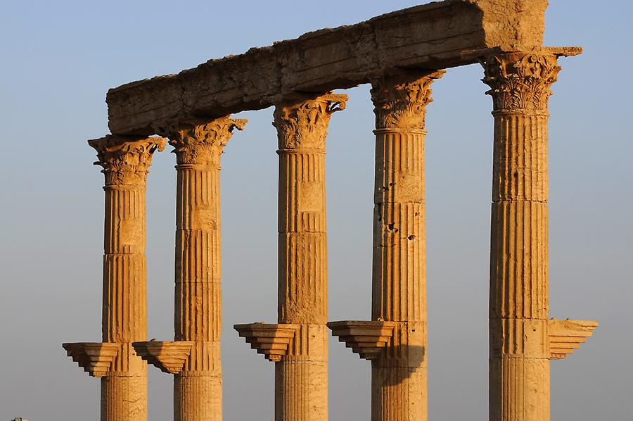 Grand Colonnade Palmyra