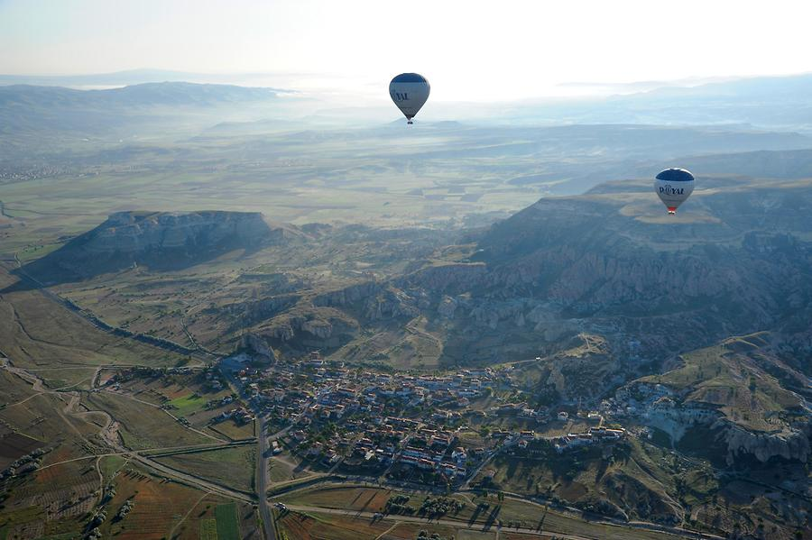 Balloon Ride Cavusin