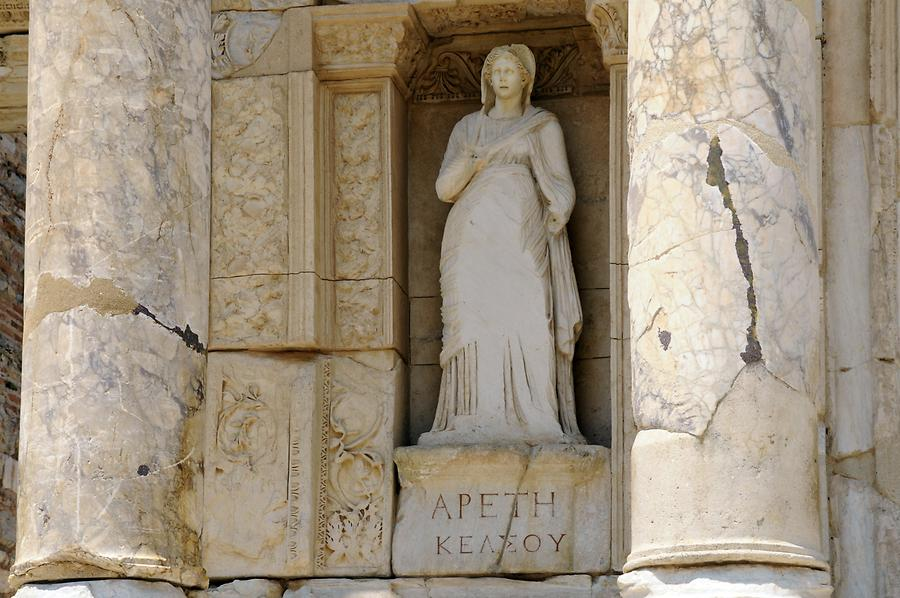 Library of Celsus - Arete