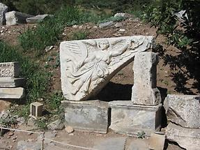 Image of the goddess Nike
