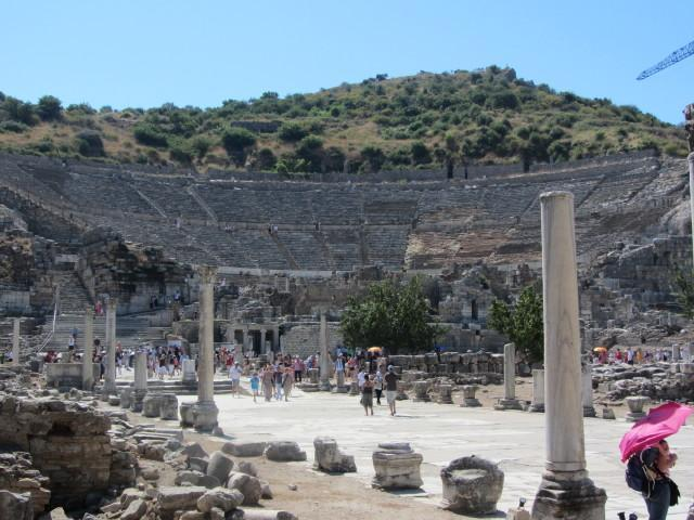 The Great Theater in Ephesus (1)