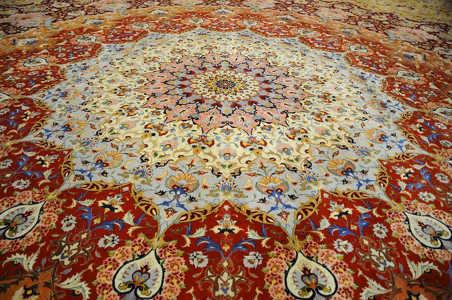 Carpet Sheikh Zayed Grand Mosque