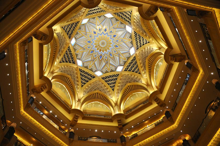Emirates Palace Lobby