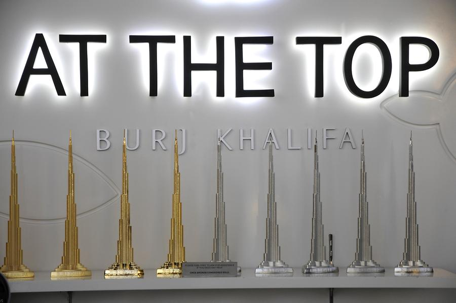 Burj Chalifa, 'At the Top'