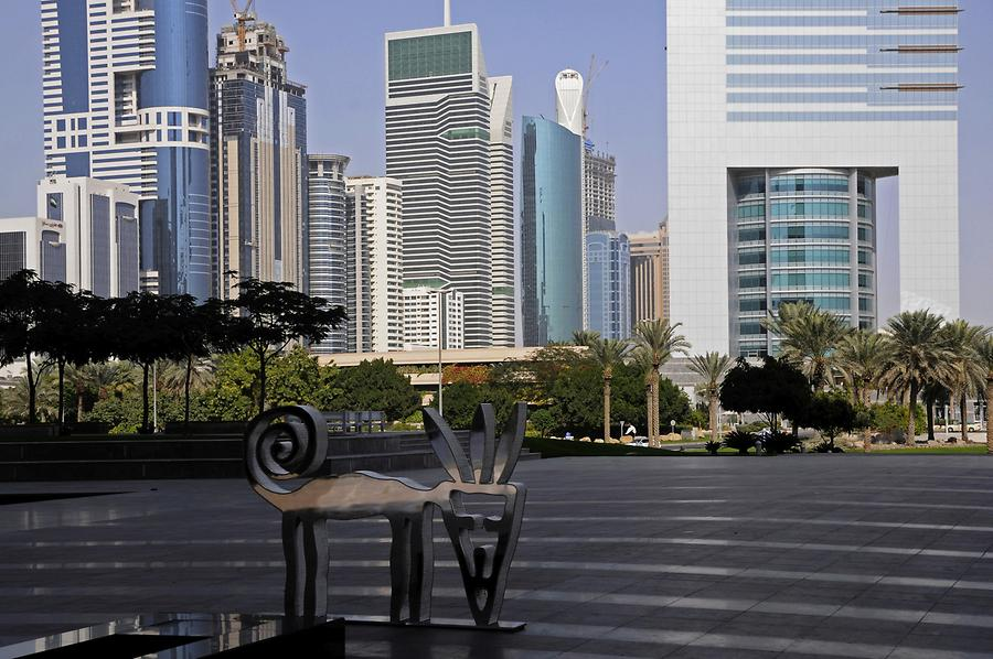 Emirates Towers Boulevard