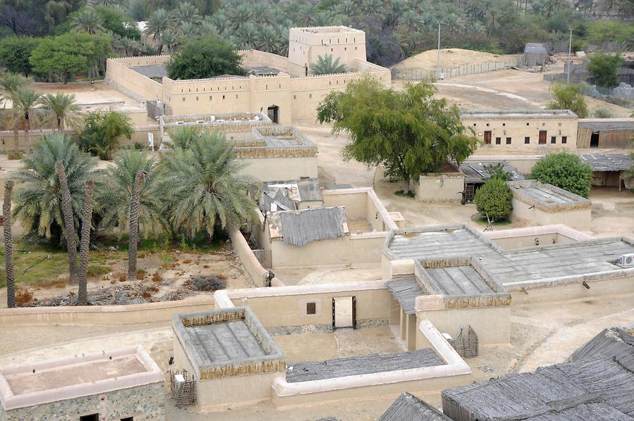 Heritage Village of Hatta