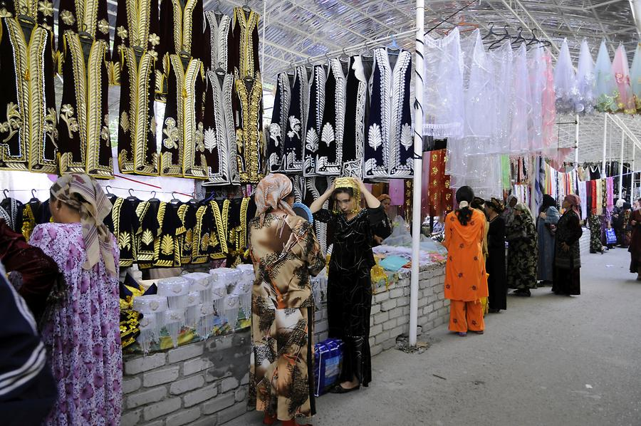 Kokand - Clothes Market