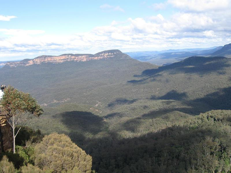 View, Blue Mountains