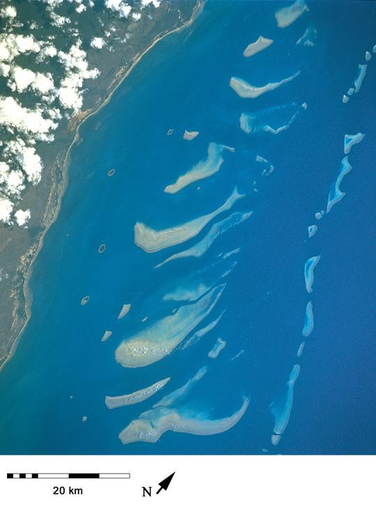 Great Barrier Reef, Northern Reefs