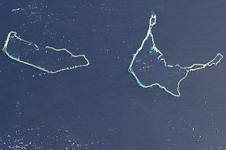 Majuro and Arno Atolls