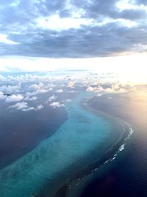 Palau from the Air (1)