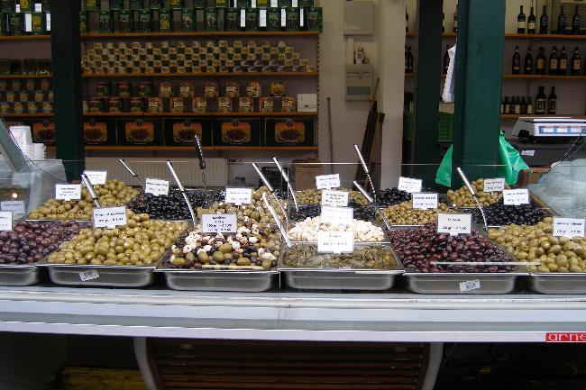 Olives at Vienna