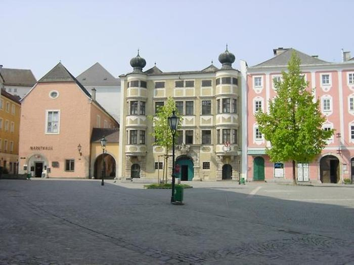 Old market square, Linz