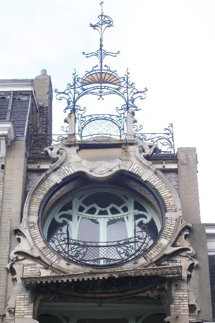 Saint-Cyr House, Brussels (2)