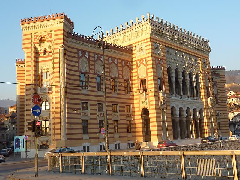 The Old City Hall (1)