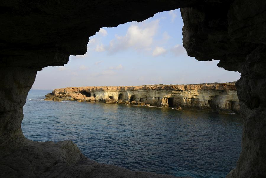 Cape Greco - Sea Caves