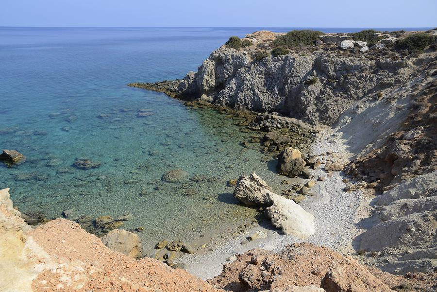 Coast near Kantara Castle
